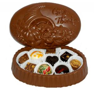 Belgian Chocolates are rich antioxidants.