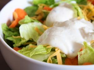 Low Carb Ranch Dressing