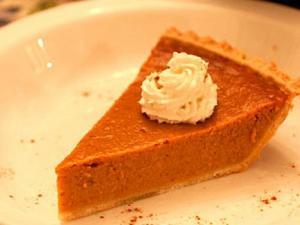 Pumpkin Parfait Pie