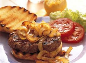 Hamburgers Deluxe