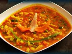 Cauliflower Tomato Curry