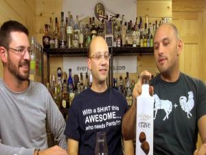 Crave: Chocolate Truffle Liqueur Review / Tasting