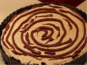 Nana's Cookery Peanut Butter Tart