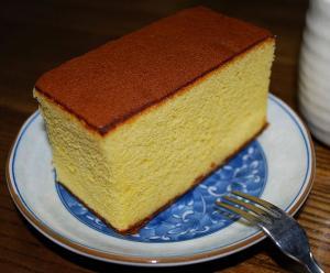 Real Sponge Cake