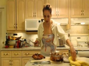 How to Roast BBQ Chicken Half