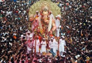 In India, Cricket = Religion