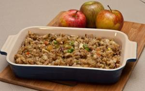 Tofu Mushroom Dressing and Stuffing