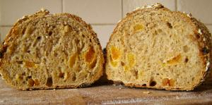 Apricot Loaf Cakes