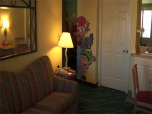 Nick Hotel Nickelodeon Suites Resort Orlando Florida