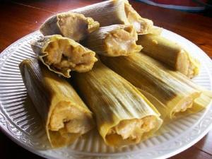 Cornmeal Tamales