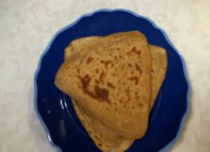 Triangle Roti Paratha