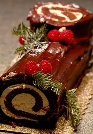Bûche de Noël! - Part 2 of 2
