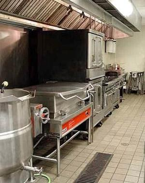 industrial kitchen appliances