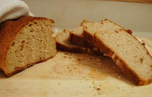 Fennel Mixed Grain Bread