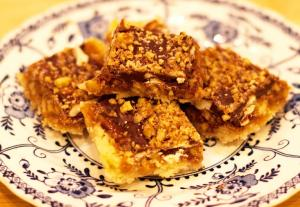 Shortbread Toffee