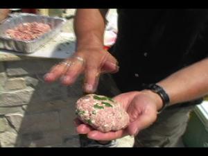 Mediterranean Burger