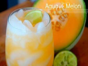 Agua de Melon | Great Everyday Meals