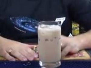 Mad Macchiato Cocktail