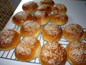 Best Ever Buns