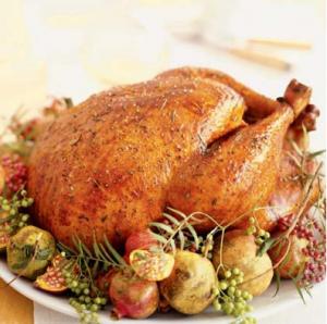 turkey overnight