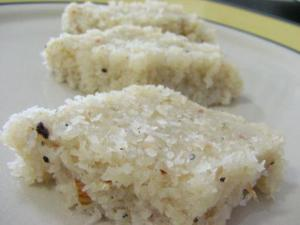 Coconut Sugar Cakes