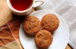 Sharon's Favourite Bran Muffins