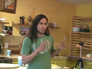 Tali Speaks at the LA Raw Food Bazaar - Part 1