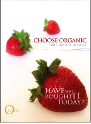 Organic foods contain 50% more nutrients than conventionally grown foods