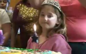 Brianna's 6th Birthday
