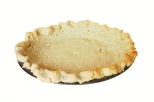Diabetic-Fine-Crumb Pie Shell