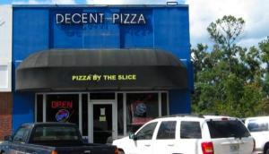 Decent Pizza - Tallahassee, FL