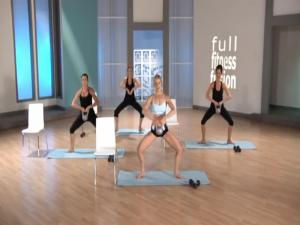 Clean Cuisine's Full Fitness Fusion Workout DVD Overview