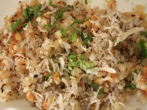 how to make sabudana ki khichdi