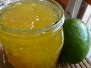 Homemade Green Mango Jam