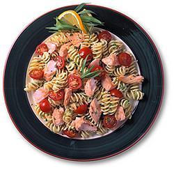 Salmon & Pasta Salad
