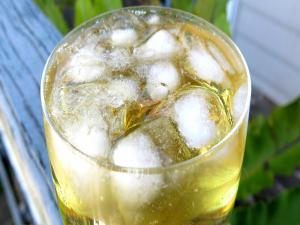 Frangelico Zesty Cocktail