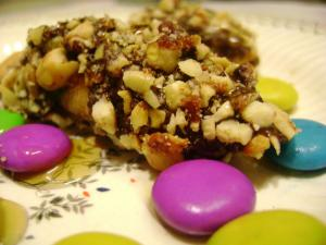 Resident Chef Contest DESSERT Entry Winner - Crunchy Banana Chocolate Candies