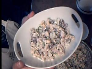 Once a Week Kitchen - How to Make Bean & Pasta Salad