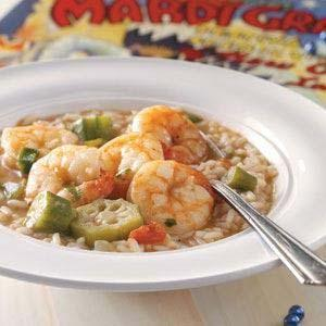 Chicken Shrimp Gumbo