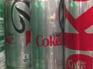 Beware Diet Soda