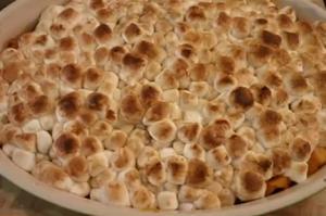 Festive Sweet Potato Casserole