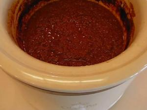 Betty's Own Super Bowl Chili Sauce
