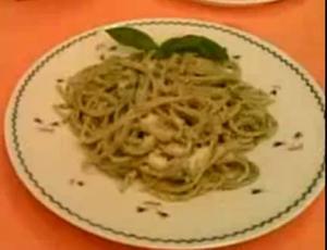 Pasta Al Pesto Part 2 – Preparing The Dish