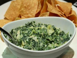 Warm Spinach Artichoke Dip: Vegan Style