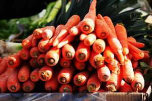 Carrot is first of all foods to avoid with carotenemia