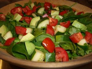 Lifesaver Salad