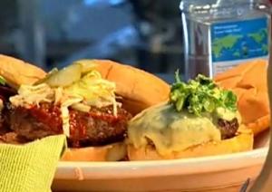 Texas Burgers : Bobby Flay