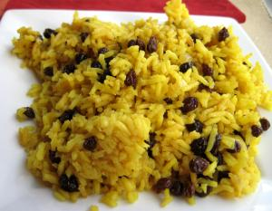 Raisin Rice