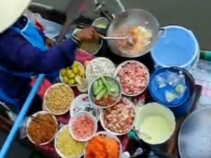 Pad Thai Bangkok Street Food Style