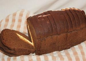 Healthy Rye Pumpernickel Bread